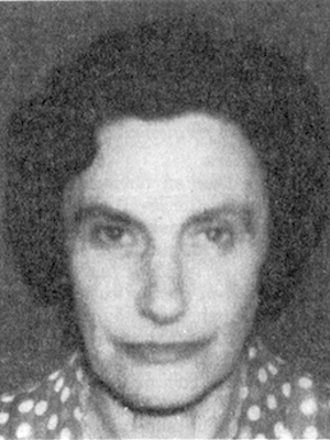 <p>Professor Barbara Falk</p>