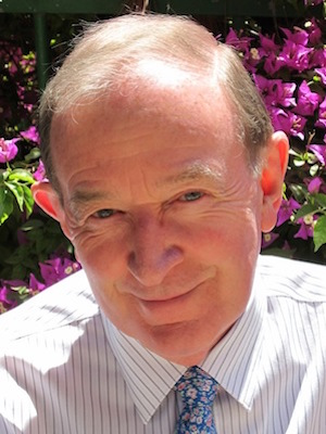 <p>Bob Cannon</p>