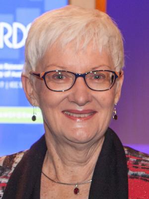 <p>Professor Denise Chalmers</p>