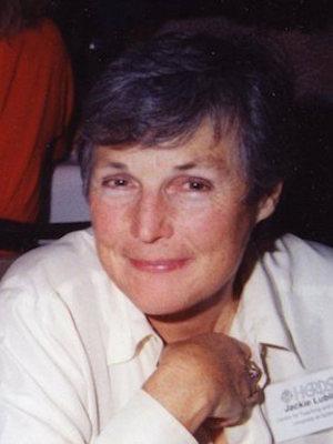 <p>Associate Professor Jackie Lublin</p>