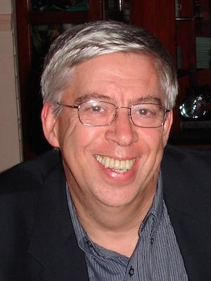 <p>Professor John Dearn</p>